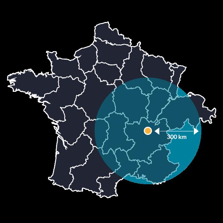 Transport citerne pulvérulente France